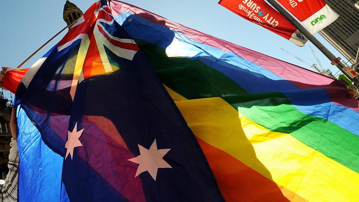 matrimonio gay in australia